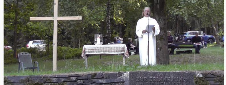 Gottesdienste mit Regina Groot-Bramel
