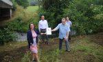 """Umweltministerin Hinz überbringt Förderung für die """"wilde"""" Dietzhölze"""