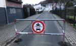 Wiesenweg-Brücke ist wieder gesperrt