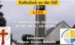 Gottesdienste in Eschenburg – zu Himmelfahrt virtuell von den Wilhelmsteinen, auf dem Spielplatz und bei Meerbachstannen