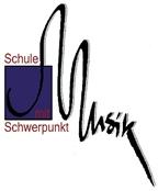 Grafik Schule mit Schwerpunkt Musik