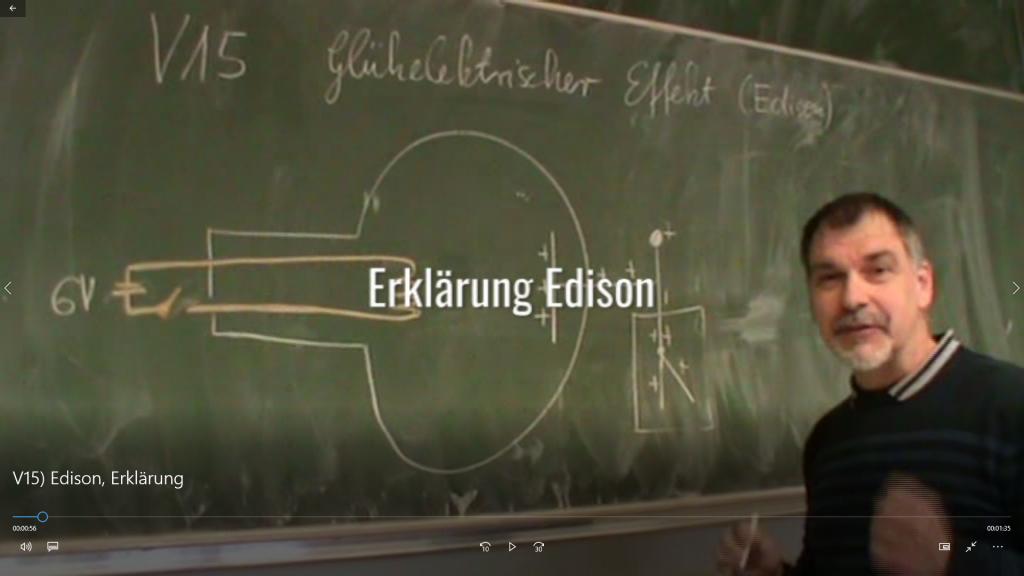 Physik-Filme mit Gebhard Häußer