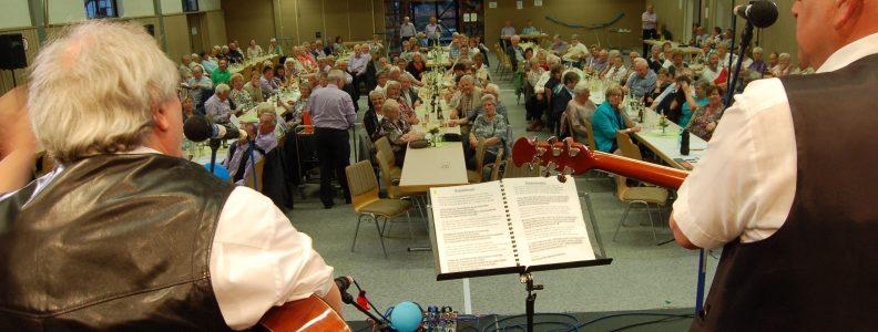 Mundart-Festival in der Mehrzweckhalle